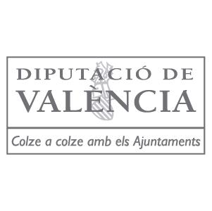 logo diputació valencia